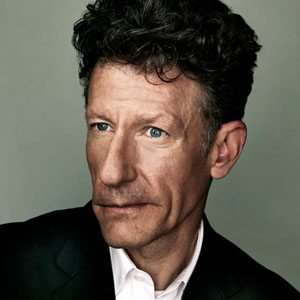 Lyle Lovett Haircut