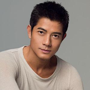 Aaron Kwok Haircut