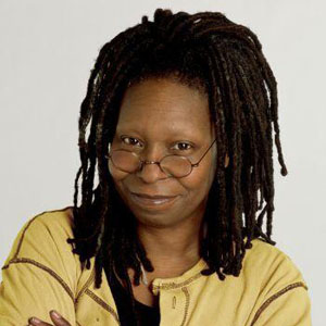 Whoopi Goldberg Haircut