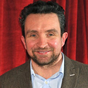 Eddie Marsan Haircut