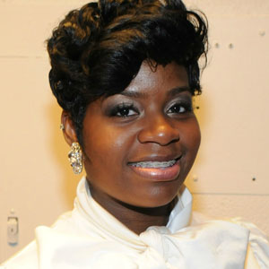 Fantasia Barrino Haircut