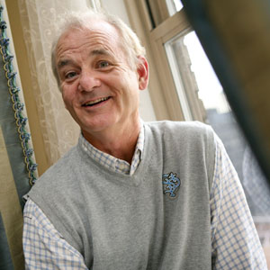 Bill Murray Haircut