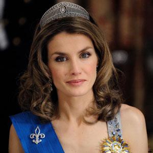 Princess Letizia Haircut