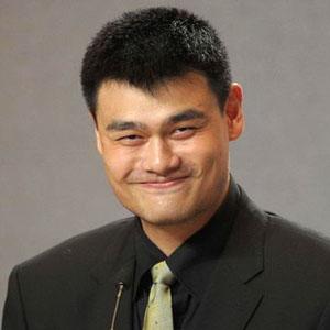 Yao Ming Haircut