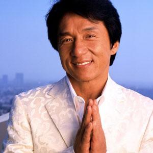Jackie Chan Haircut