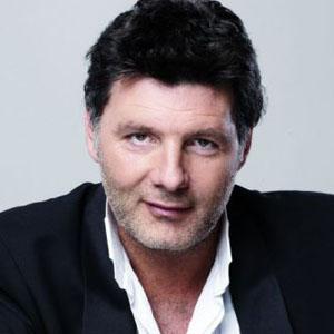 Philippe Lellouche et sa nouvelle coiffure
