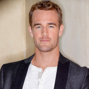 James Van Der Beek Haircut
