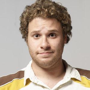 Seth Rogen et sa nouvelle coiffure