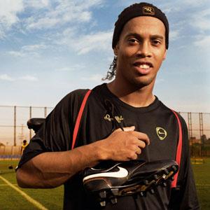 Ronaldinho Haircut