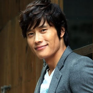 Lee Byung-hun Haircut