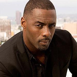 Idris Elba Haircut