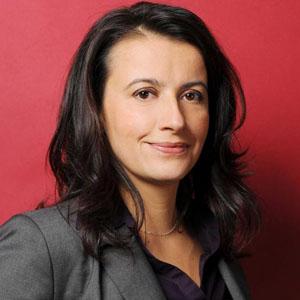Cécile Duflot Haircut