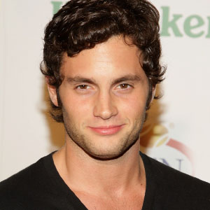 Penn Badgley Haircut