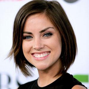 Jessica Stroup Haircut