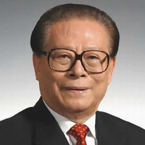 Jiang Zemin Haircut