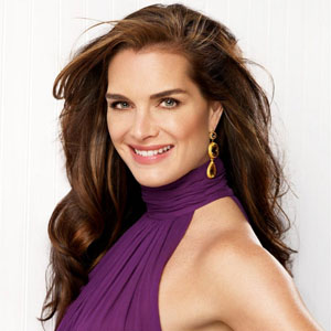 Brooke Shields Haircut