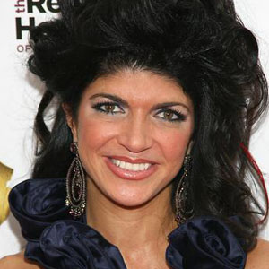 Teresa Giudice Haircut