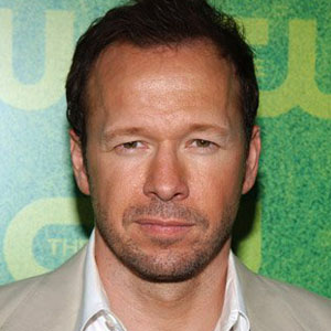 Donnie Wahlberg Haircut