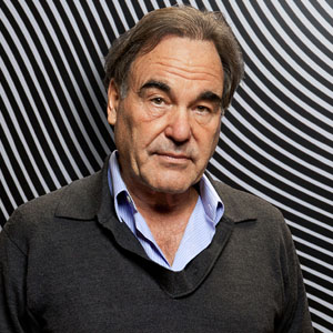 Oliver Stone Haircut