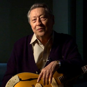 Scotty Moore Haircut